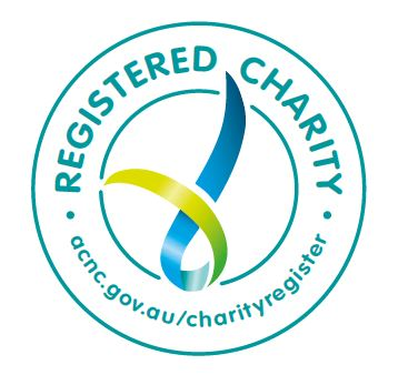 The Tick icon for registered charities from Australian Charities and Not-for-profits Commission