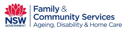 NSW Family and Community Services - ADHC