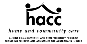 logo for home and community care