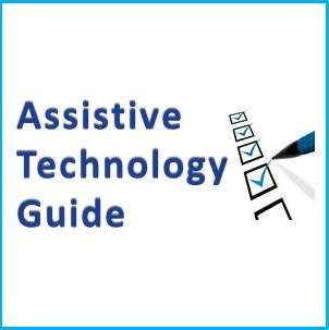Assistive Technology Guide - Mouth/Head Stick/Pointers