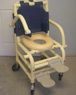 Platypus Childs Mobile Shower/Toilet Chair