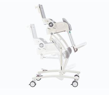 R82 Flamingo High Low Shower Chair