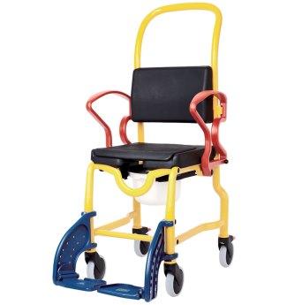 Rebotec Augsburg Shower Commode Chair For Children