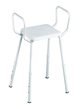 K-Care Shower Stool With Arms