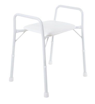 aspire wide shower stool - Shower Stools