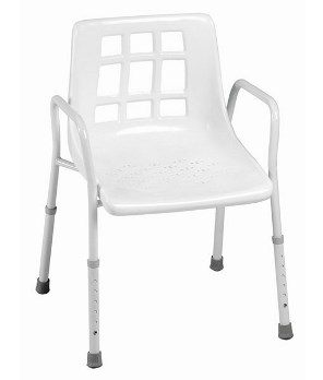 AusCare Standard Steel Shower Chair