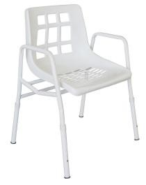 K-Care Extra Wide Shower Chair with Arms
