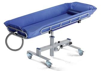 Arjo Australia Basic Shower Trolley