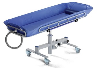 Basic Shower Trolley
