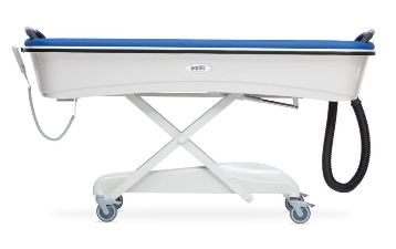 Howard Wright Pacific Shower Bathing Trolley