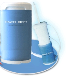 Washette Outback Travel Bidet