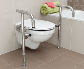 Throne Accessories Bariatric Rail
