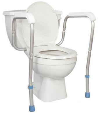 AquaSense Toilet Safety Rail