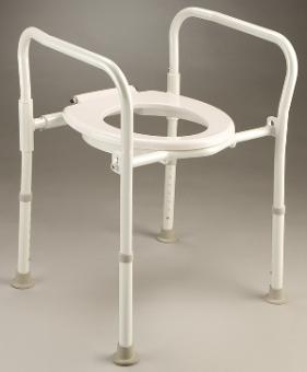 Care Quip Folding Overtoilet Aid B4015