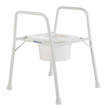 Aspire Wide Over Toilet Aid