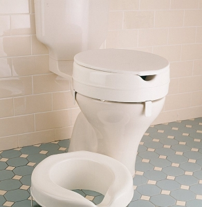 Derby Raised Toilet Seat