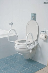 Throne Accessories Toilet Seat Spacer