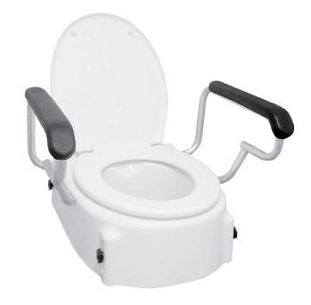 Freedom Toilet Seat Raiser