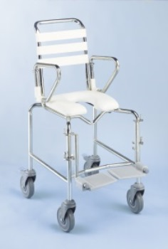 K-Care Paediatric Mobile Shower Commode