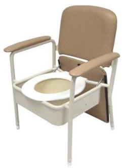 K-Care Deluxe Bedside Commode - KA500ZD