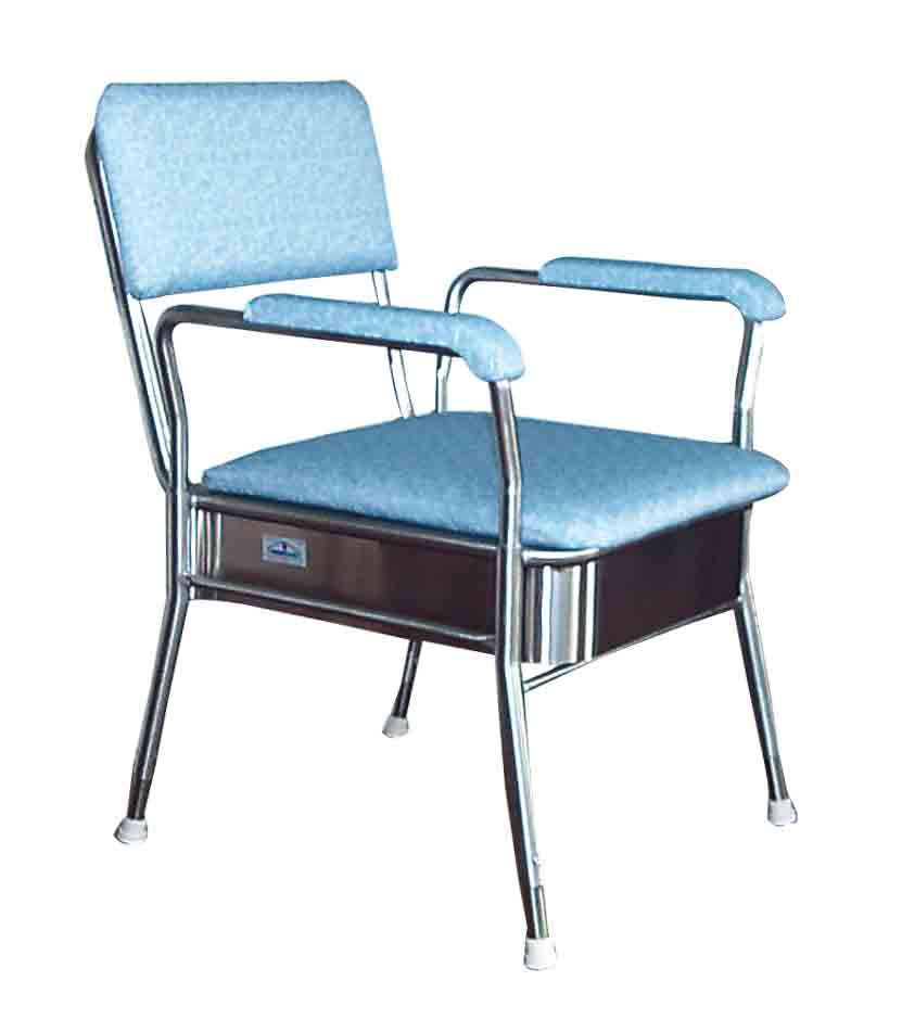 Henrycare Bedside Commode Chair - T6S Range