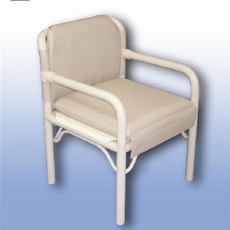 Polymedic Commode Chair