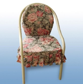 Polymedic Kingston Commode Chair