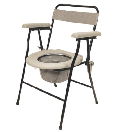 Commode With Pan
