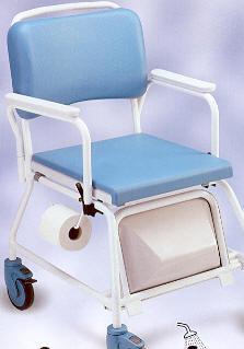 Vernachair Mobile Shower Chair