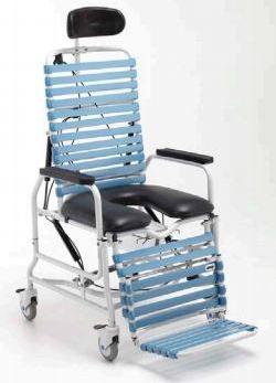 Broda CS385 Shower / Commode Chair