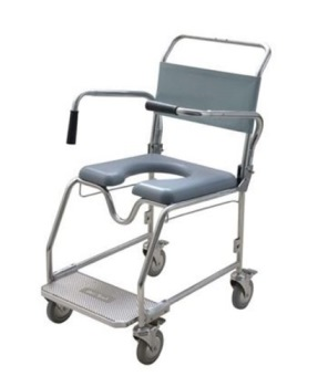 Otto Bock Attendant Propelled Commodes