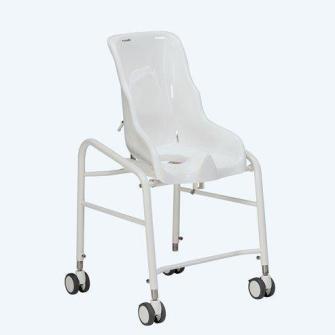 R82 Swan MobileToilet And Bathing Chair