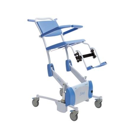 Lopital Elexo Mobile Shower/Toilet Chair