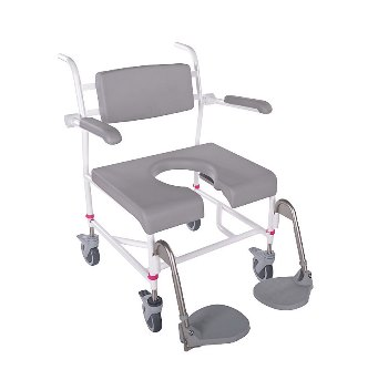 m2 200 kg bariatric shower commode