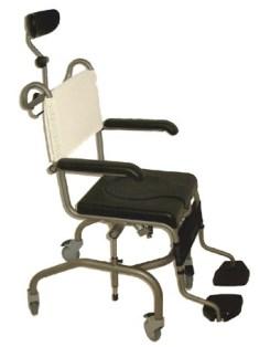 Hera II Bariatric Shower/Toilet Chair