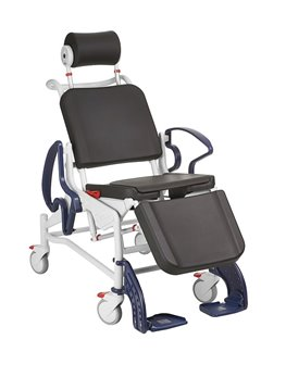 Rebotec Phoenix Tilt in Place Comfort Shower Commode Chair