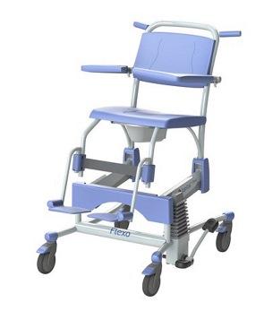 Lopital Flexo Hydraulic Shower Chair