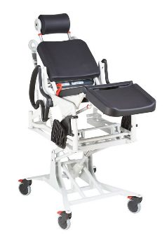 Rebotec Phoenix Multi Electric Tilt & Lift Power Commode Shower Chair