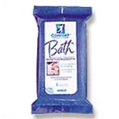 Comfort Bath Essential Cleansing Washcloths