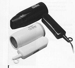 Korjo Foldaway Travel Hair Dryer