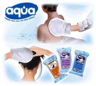 Aqua No Rinse Gloves