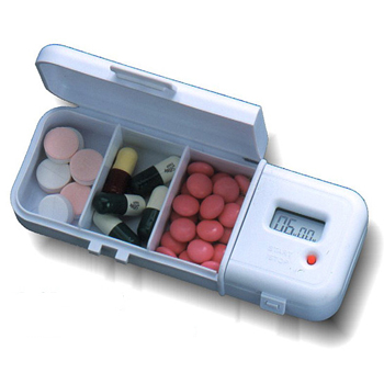 TabTimer Pill Box Reminder TT43