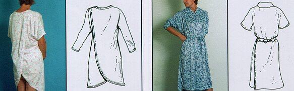 Petal Back Design Clothing