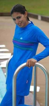 Sunsafe Swimwear