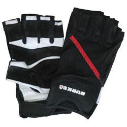 Burke GRIP-it Short Finger Leather Gloves