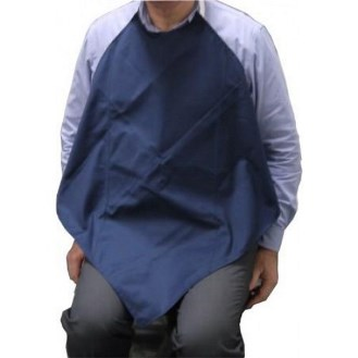 Napkin Style with P-U Waterproof Backing Clothing Protector