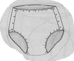 Night N Day Waterproof OP Side Opening Pant