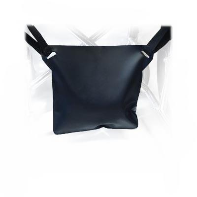 DJMed Wheelchair Drainage Bag Holder