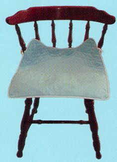 Waterproof and Absorbent Incontinence Chair Pad