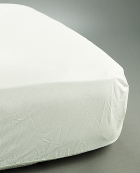 Care Quip Plastic Fitted Sheet